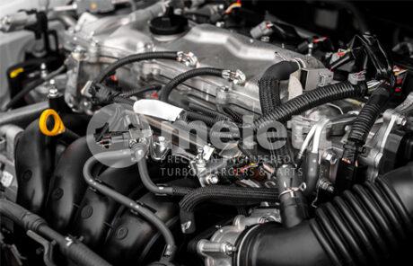 Vehicle engine