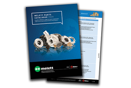 Melett Parts Catalogue — Request Yours NOW!