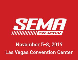SEMA Show, November 5 — 8, Las Vegas