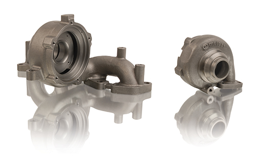 Melett Turbine Housings