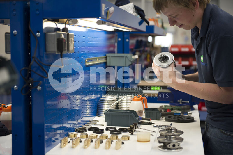 Melett Parts Production_Strict Quality Control