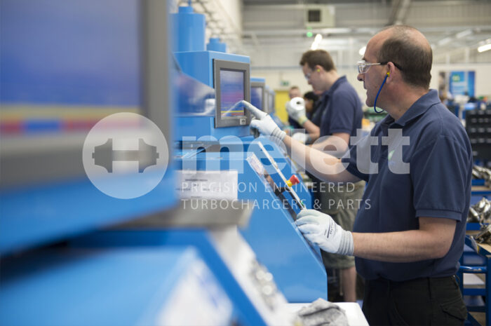 melett core manufacturing - turbos