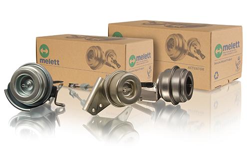 Melett Pneumatic - product range