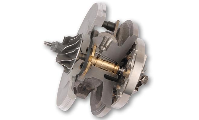 Melett core cut away - whats inside a turbo core