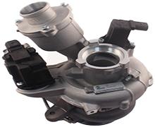 RHF5 Turbocharger